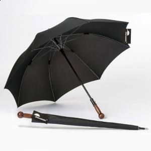 Real Self Defense Unbreakable Walking Stick Umbrella - Premium (maner drept)